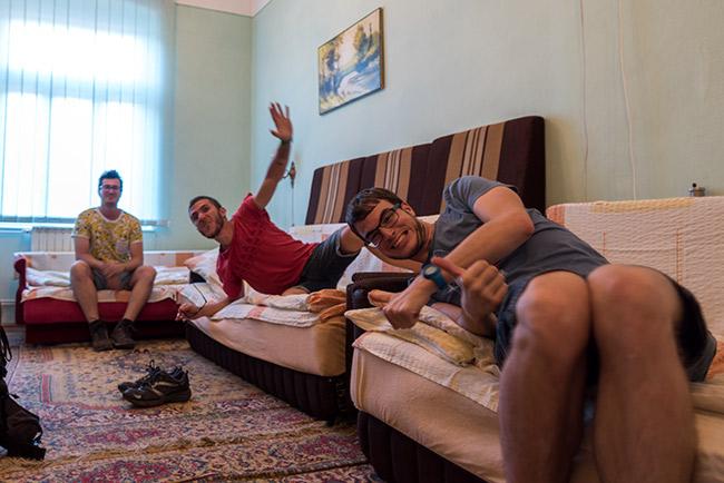 Alojamiento en Krusevo