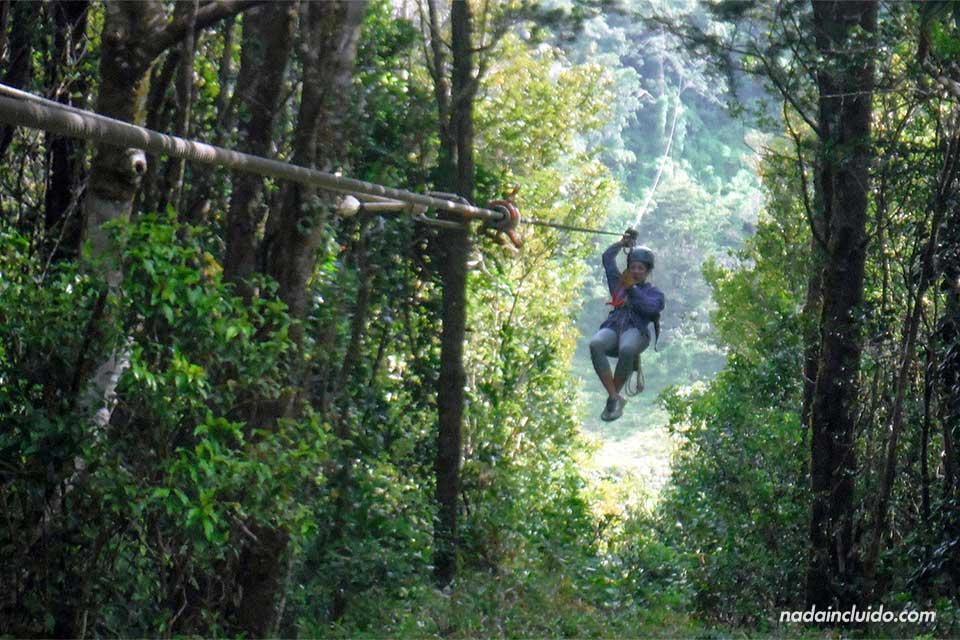 Canopy Extremo, Monteverde