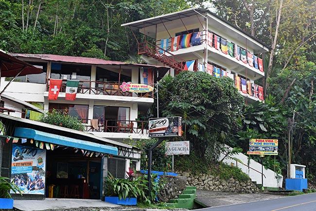 Nada incluido blog de viajes mini hostel pura vida quepos for Pura vida pdf