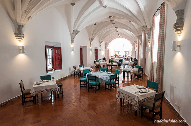 Posada convento de Beja (Alentejo, Portugal)
