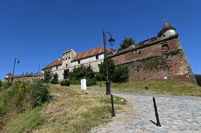 Ciudadela (Citadel) de Brasov (Rumanía)