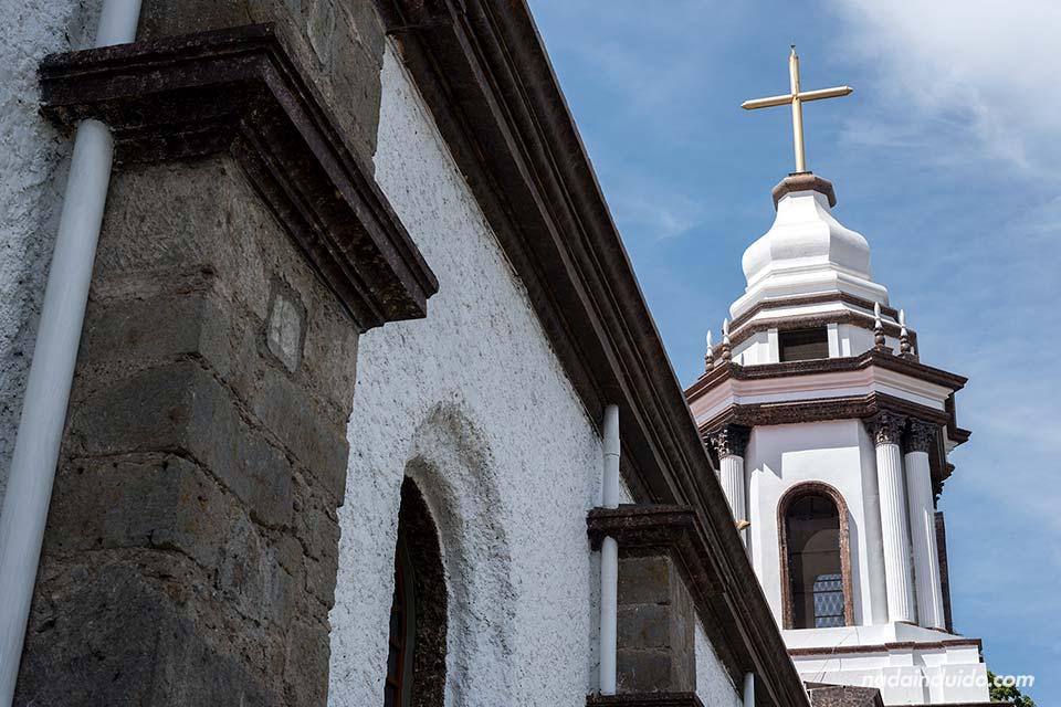 Campanario de la catedral de Alajuela (Costa Rica)