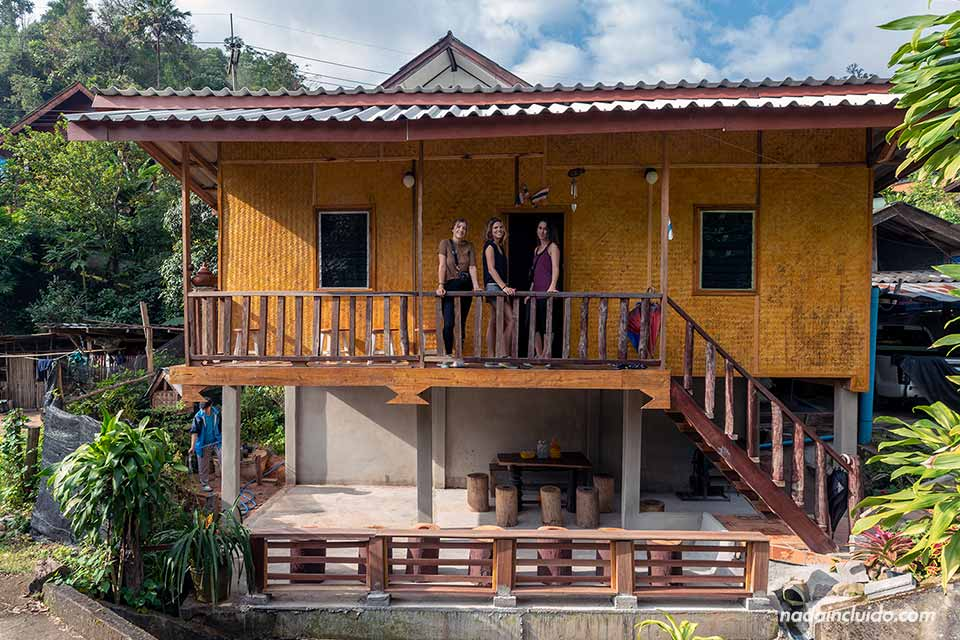 Homestay en Khun Lao (Chiang Rai, Tailandia)