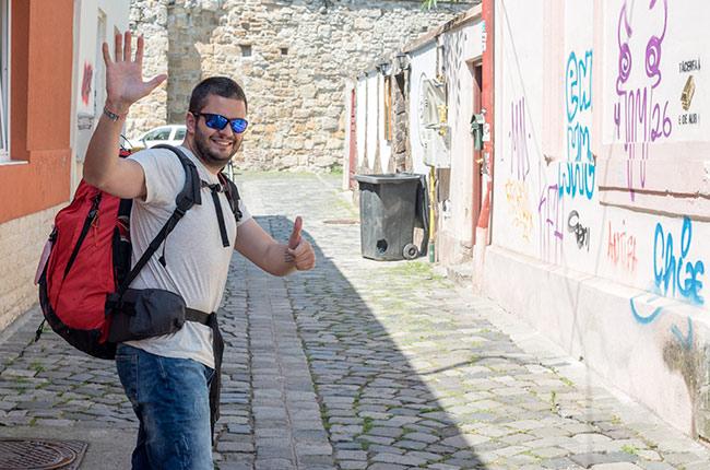 Álvaro se va (Cluj Napoca)