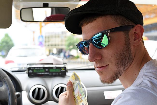Taxi en Cluj-Napoca