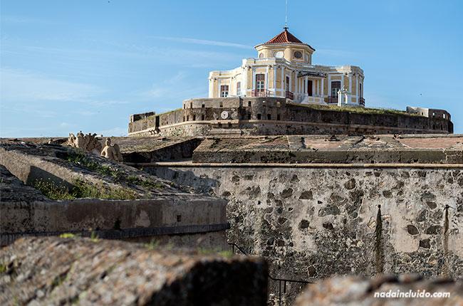 Fuerte de Santa Luzía en Elvas (Alentejo, Portugal)