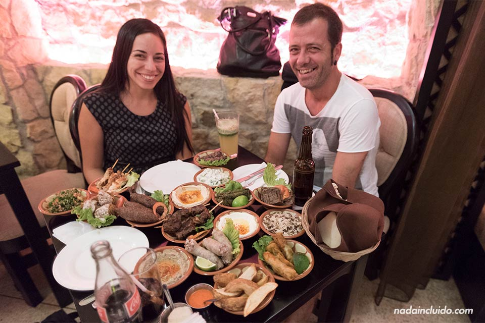 Restaurante Lubnan