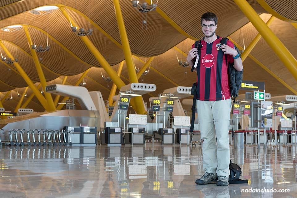 Aeropuerto de Adolfo Suarez Barajas