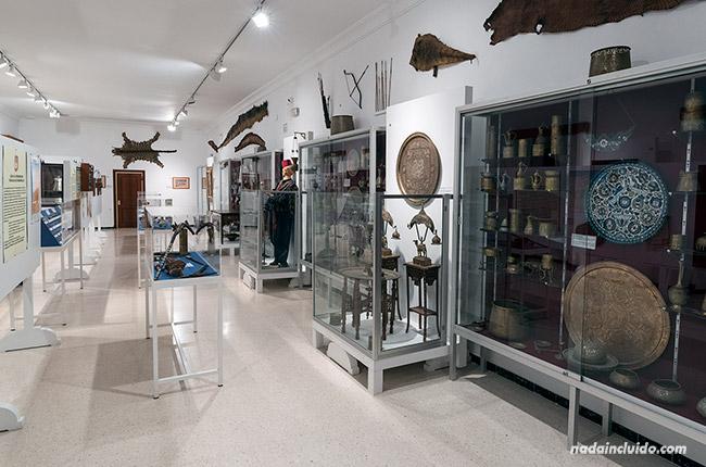 Museo en el Santuario de Nuestra Señora de Regla (Chipiona, Cádiz)