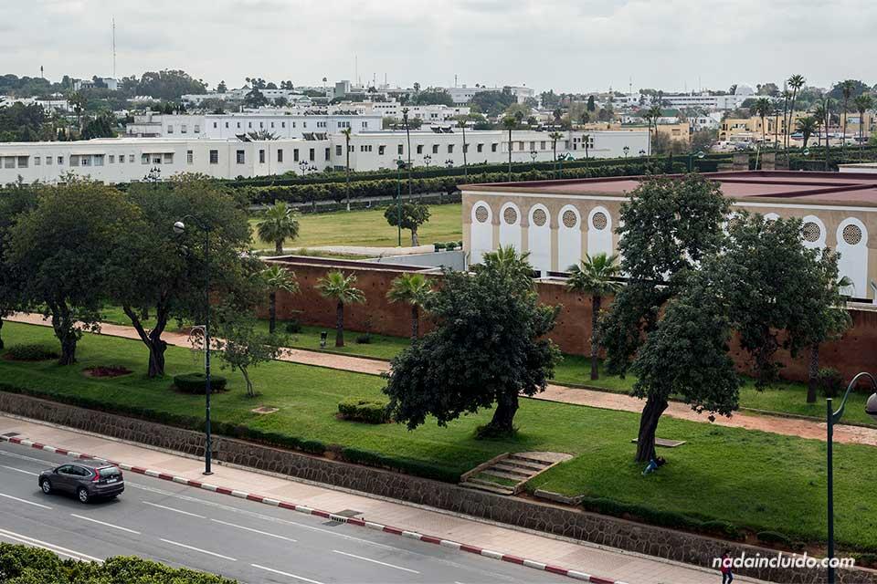 Palacio Real de Rabat (Marruecos)