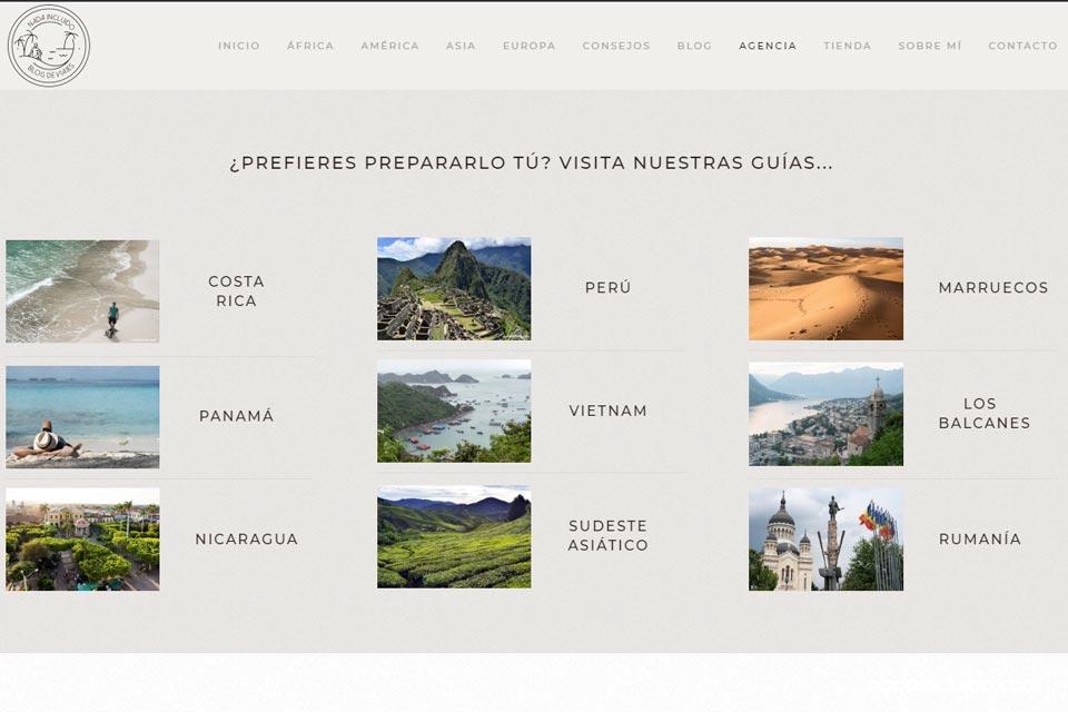 Visita las guías de Nada Incluido - Blog de viajes