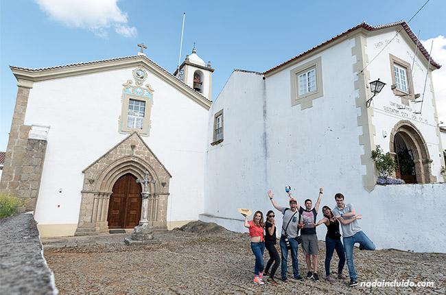 Convento Nossa Señora de Estela en Marvao (Portugal)