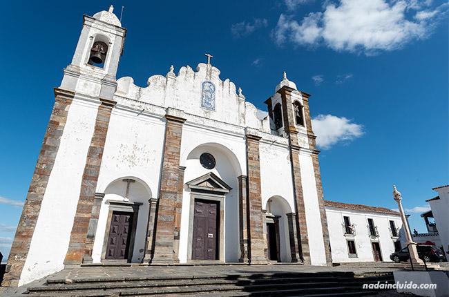Iglesia de la Misericordia en Monsaraz (Alentejo, Portugal)