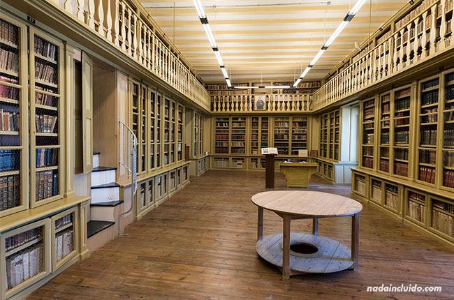 Biblioteca del Santuario de Nuestra Señora de Regla (Chipiona, Cádiz)