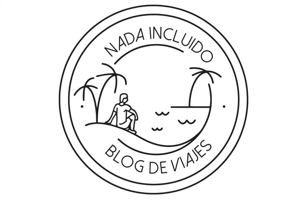 Nuevo logo de Nada Incluido - Blog de viajes