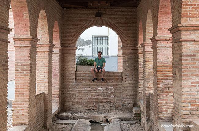 En el lavadero de Padul (Granada, Andalucía)