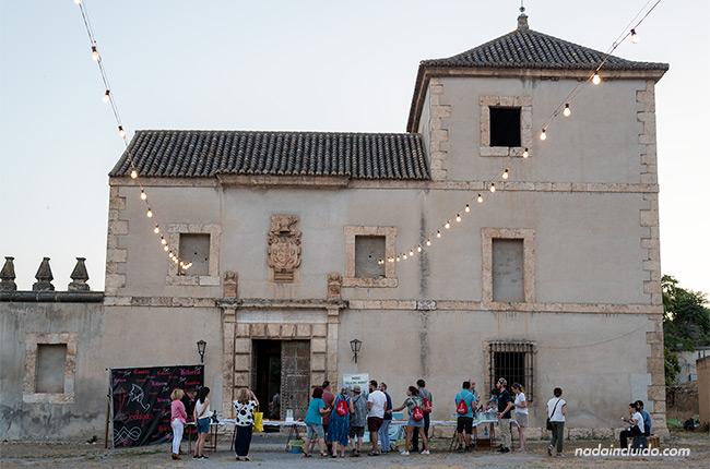 Castillo palacio de los condes de Padul (Granada, Andalucía)