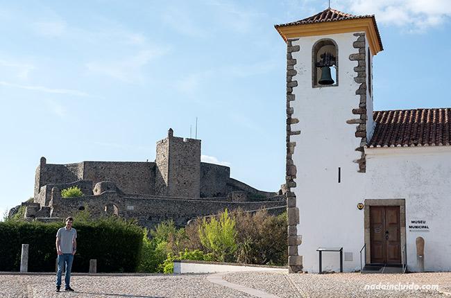 Museo Municipal de Santa María de Marvao (Alentejo, Portugal)