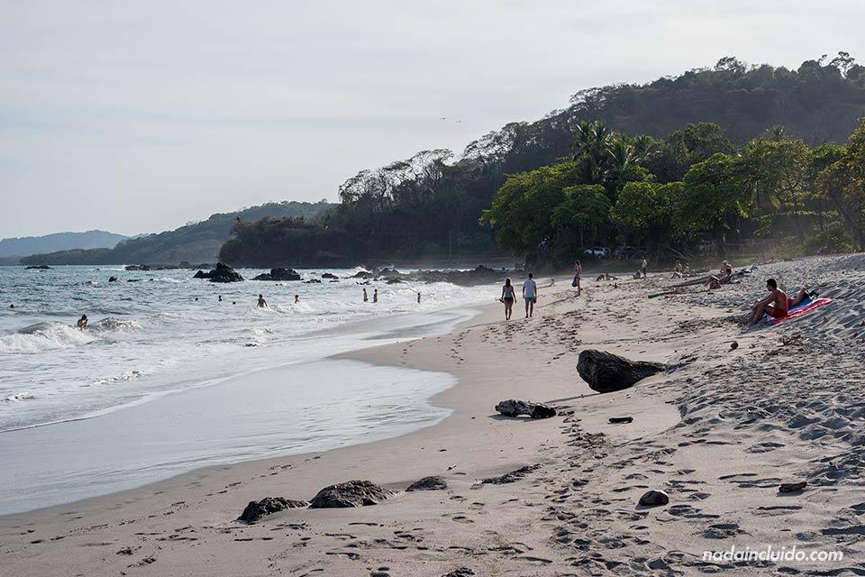 Playa de Montezuma, en Costa Rica