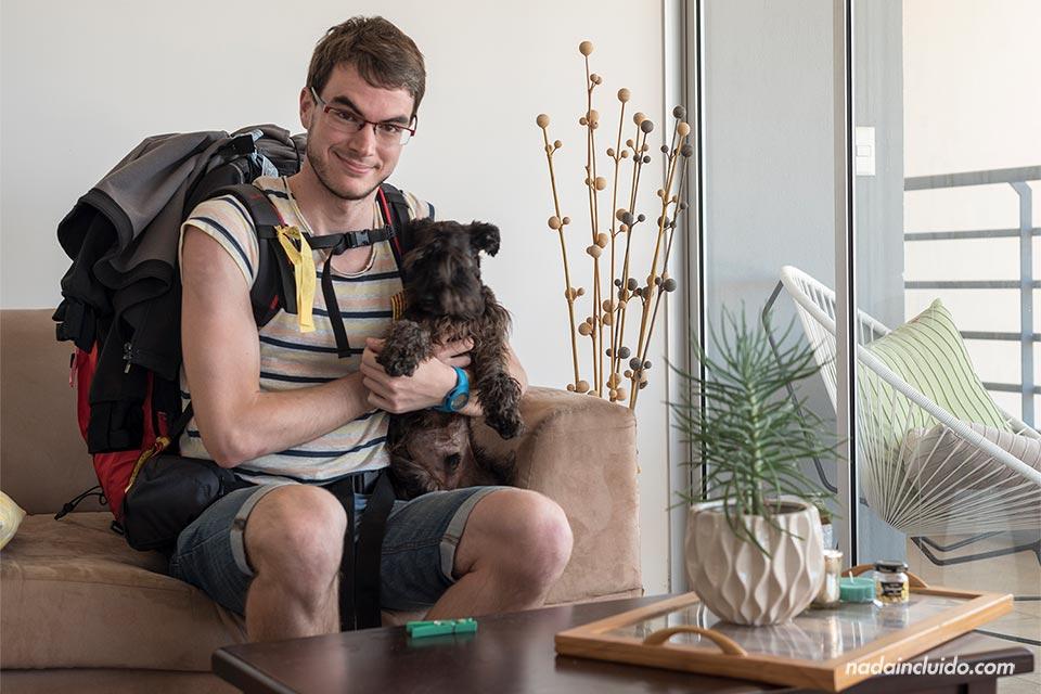 Couchsurfing en San José
