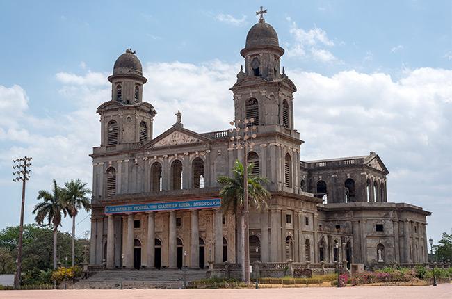 Catedral de Managua (Nicaragua)