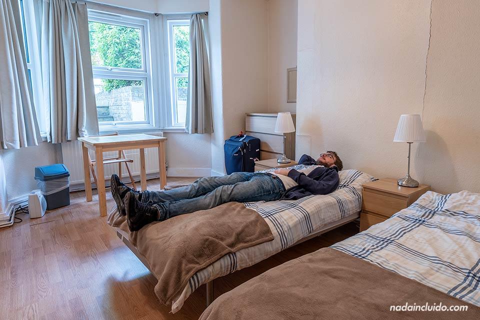 Apartamentos de la escuela de Sprachcaffe en Londres (Inglaterra)