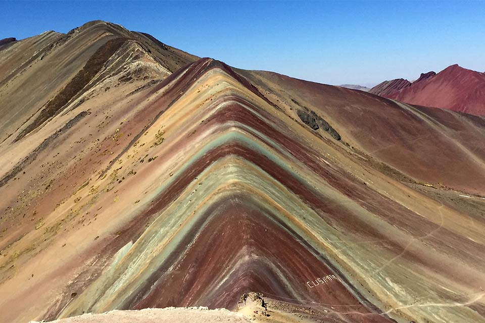 Vinicunca, la montaña de los 7 colores de Perú