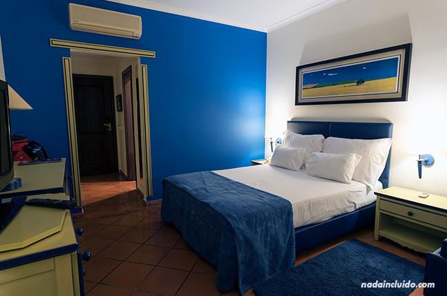 Habitación del hotel vila Galé cerca de Beja (Alentejo, Portugal)