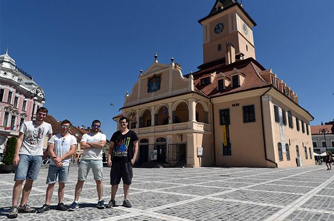 Ayuntamiento de Brasov (Rumanía)