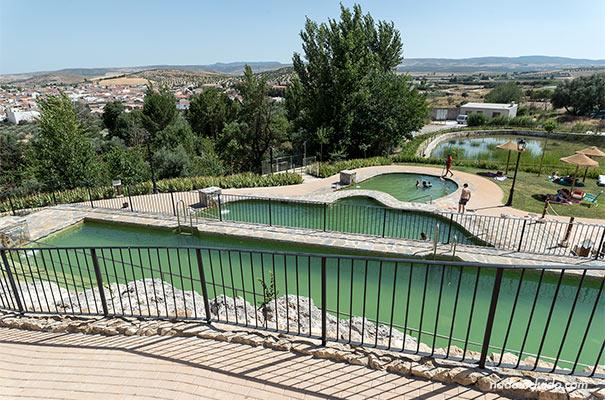 Balneario de La Malahá (Granada, Andalucía)