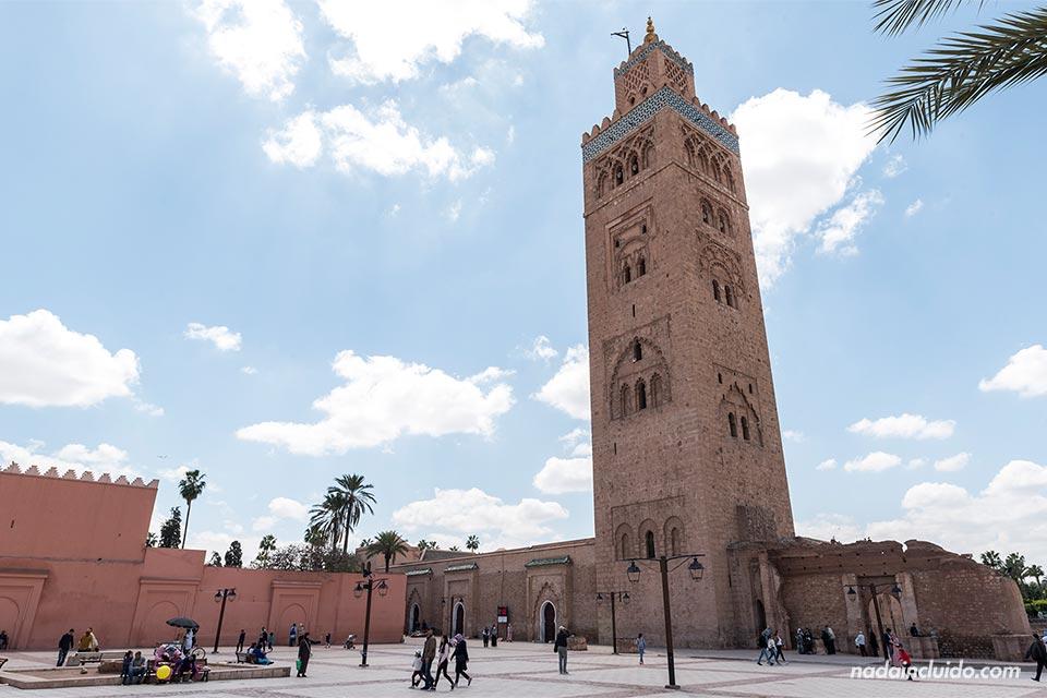Mezquita de Koutubia, Marrakech (Marruecos)