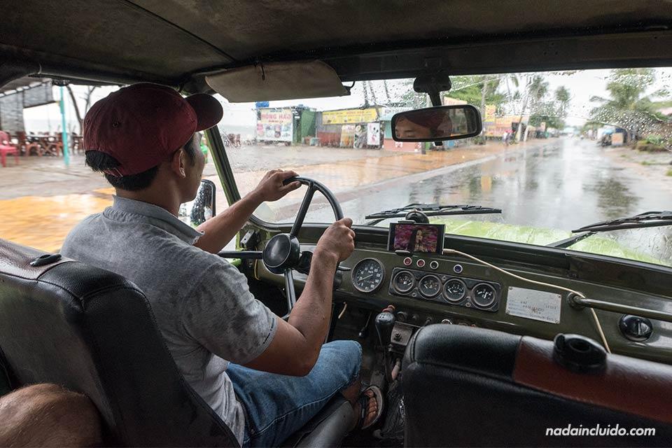 Tour de jeep en Mui Ne (Vietnam)