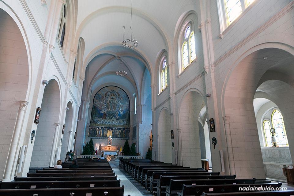 Iglesia de San Francisco de Asis en el casco antiguo de la ciudad de Panamá