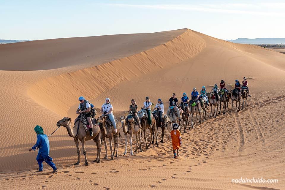 Merzouga Dormir En El Desierto De Marruecos Viajes Nada Incluido