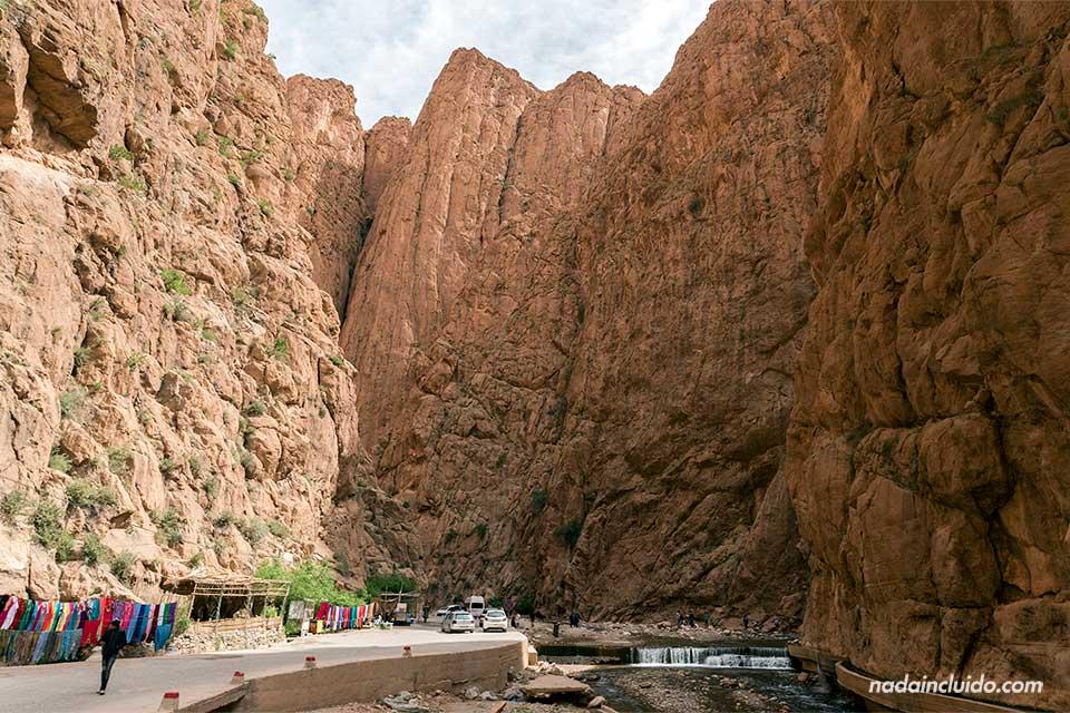 Garganta de Todra (Marruecos)