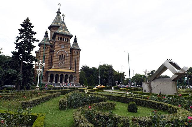Catedral Ortodoxa de Timisoara (Rumanía)