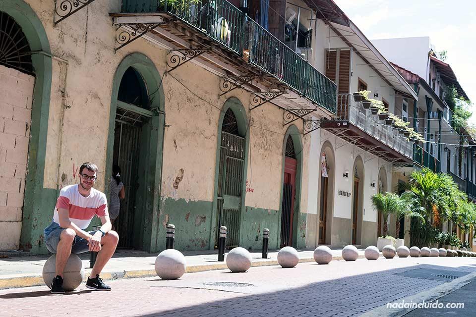 Descubriendo el casco antiguo de ciudad de Panamá