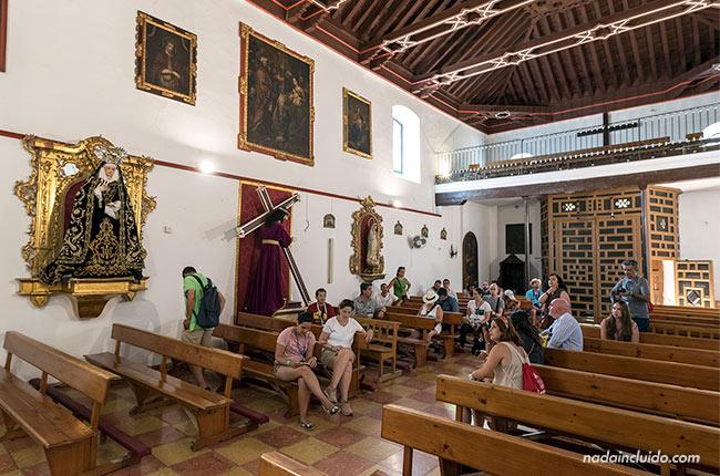 Iglesia Inmaculada Concepción de La Malahá (Granada, Andalucía)