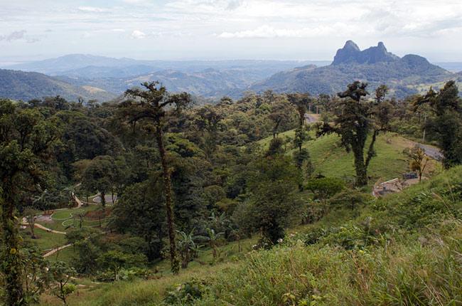 El Valle de Antón, Panamá. Foto de Brian Gratwicke
