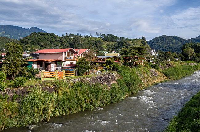 Boquete, Panamá. Foto de Call Hoff