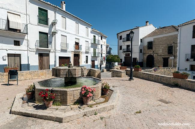 Fuente en Alhama de Granada