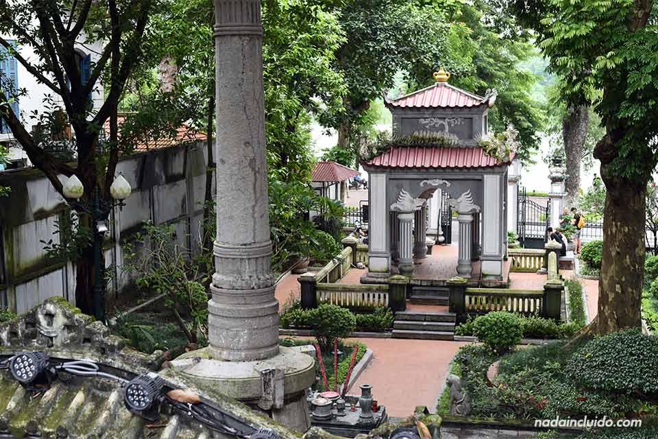 Templo Đình Nam Hương, Hanoi (Vietnam)