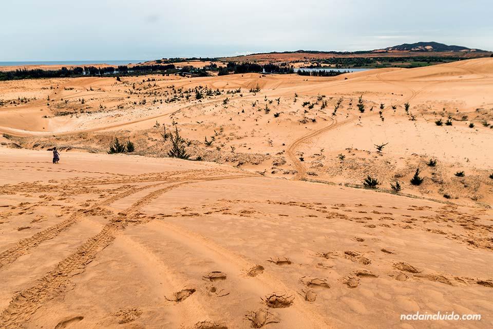 White Sand Dunes en Mui Ne (Vietnam)