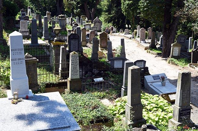 Cementerio de Sighisoara (Rumanía)