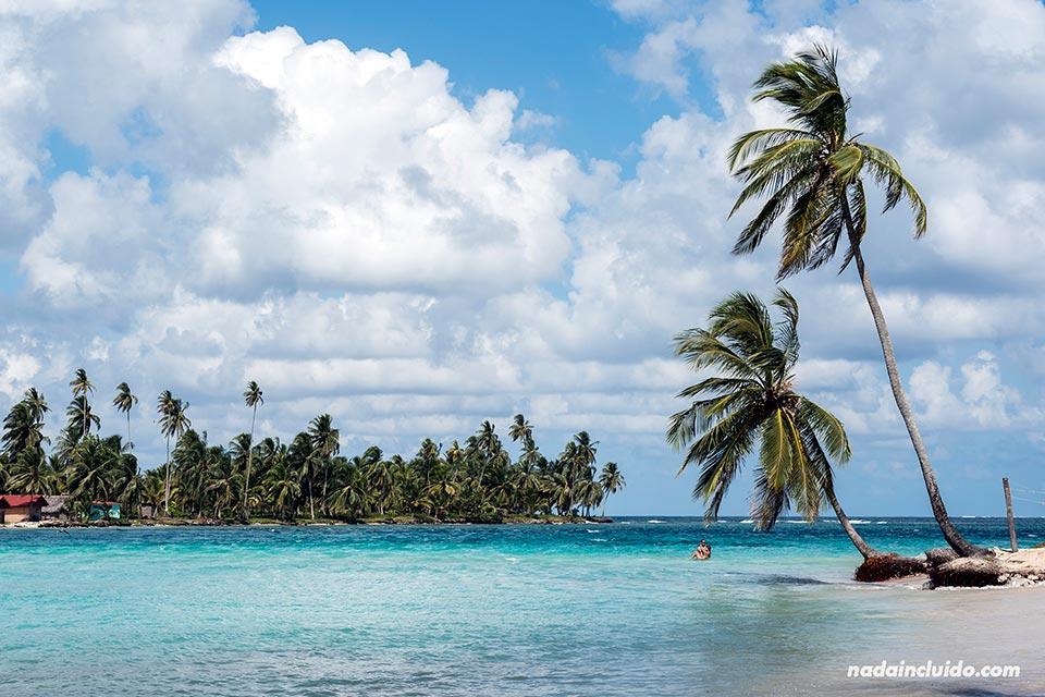 Isla Diablo, archipiélago de San Blas (Panamá)