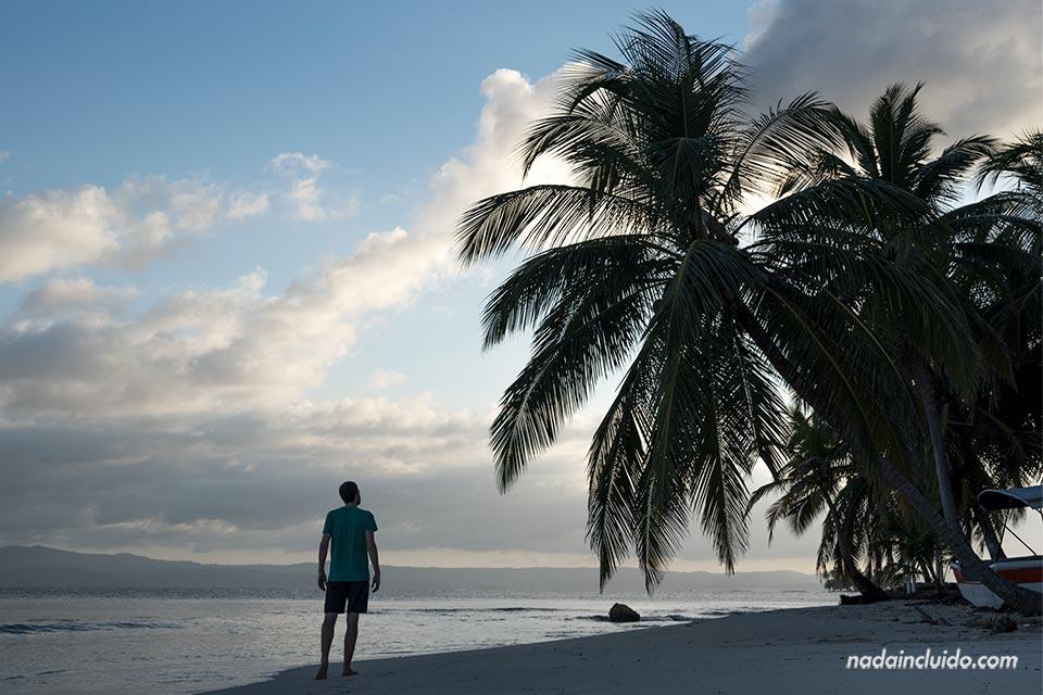 Foto para un relato corto de ficción sobre el archipiélago de San Blas (Panamá)