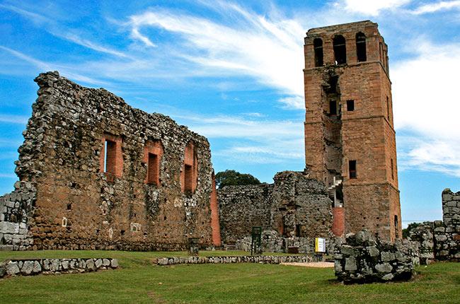 Panamá Viejo - Foto de Wikipedia