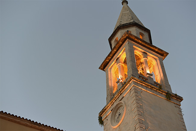Iglesia Sv Ivana, Budva