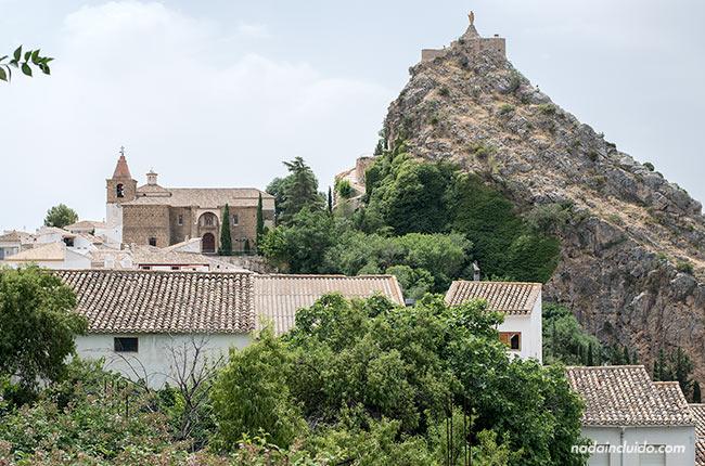 Peña en Castril (Granada, Andalucía)