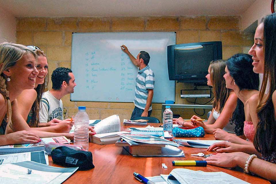 Academia de inglés en Malta (Sprachcaffe)